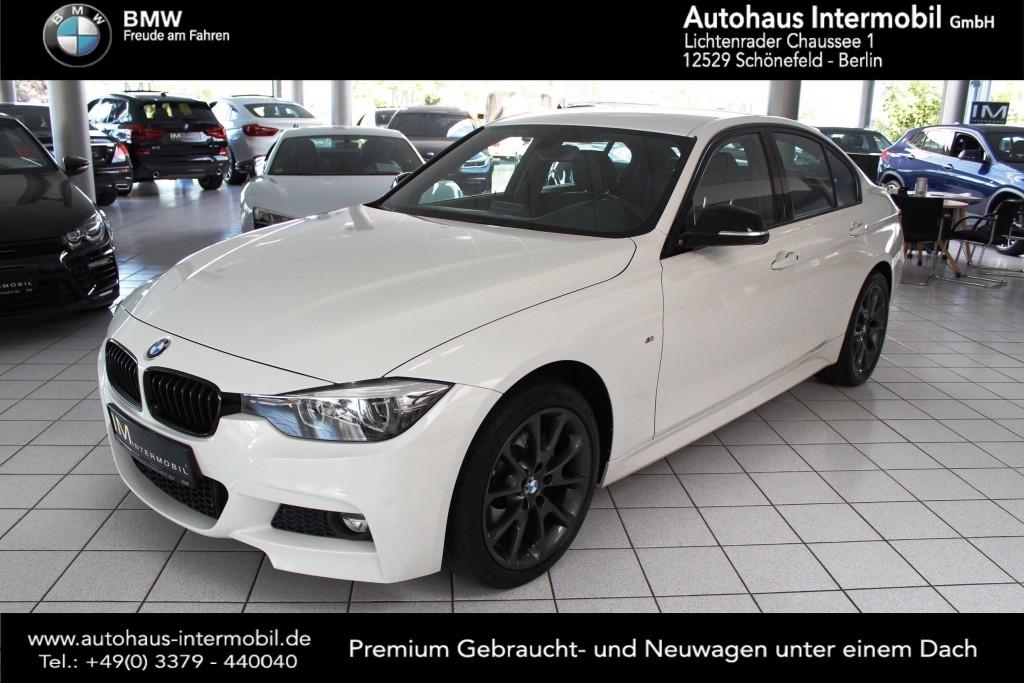 BMW 330 d xDrive M Sport 8G Sport-Automatik*Leder*, Jahr 2018, Diesel