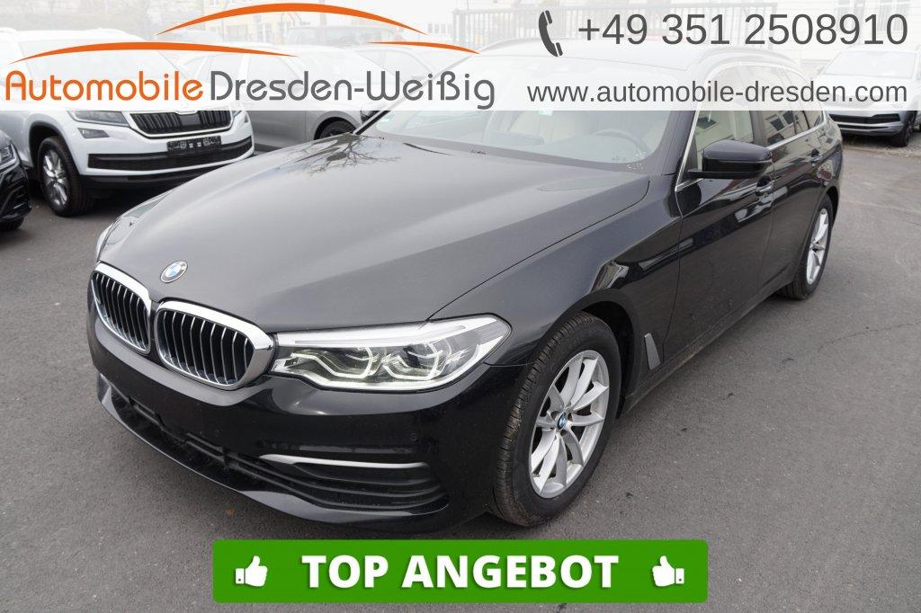 BMW 520 d Touring*Navi Prof*ACC*HiFi*AHK*Leder*, Jahr 2018, Diesel