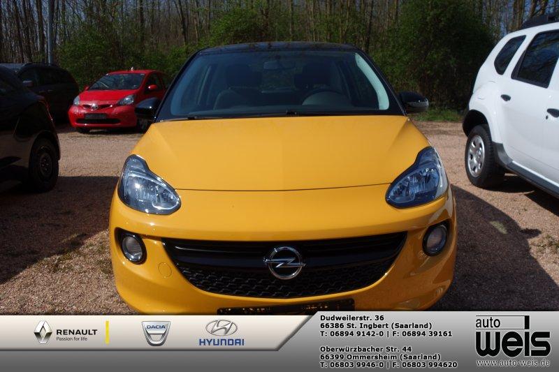 Opel ADAM 1.4 Jam, Jahr 2017, Benzin
