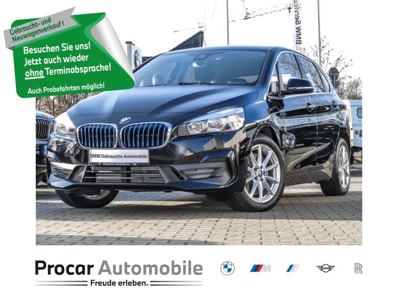 BMW 225xe IPERFORMANCE AUT NAVI SPORTSITZE SHZ LHZ, Jahr 2018, Hybrid