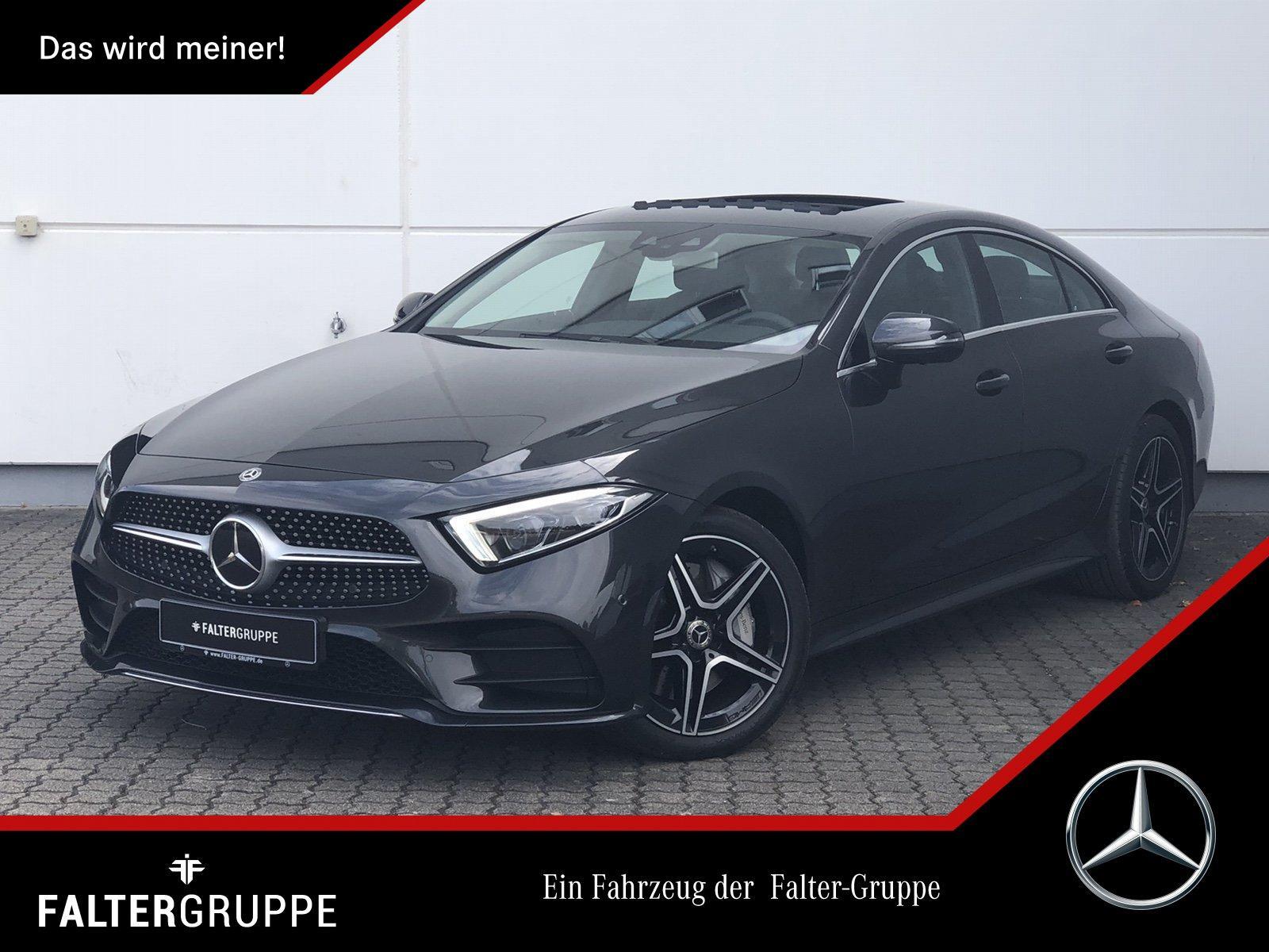 Mercedes-Benz CLS 450 AMG Widesrn DISTRO Memo GSD 360°MLED DAB, Jahr 2019, Benzin