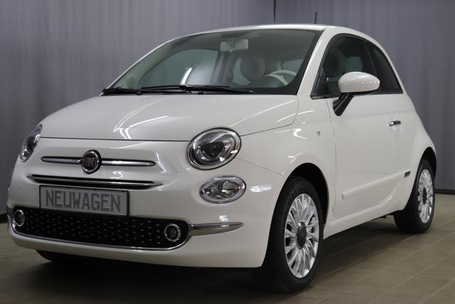 Fiat 500 Lounge Sie sparen 7.320 Euro 1,2 Serie7 M..., Jahr 2020, Benzin