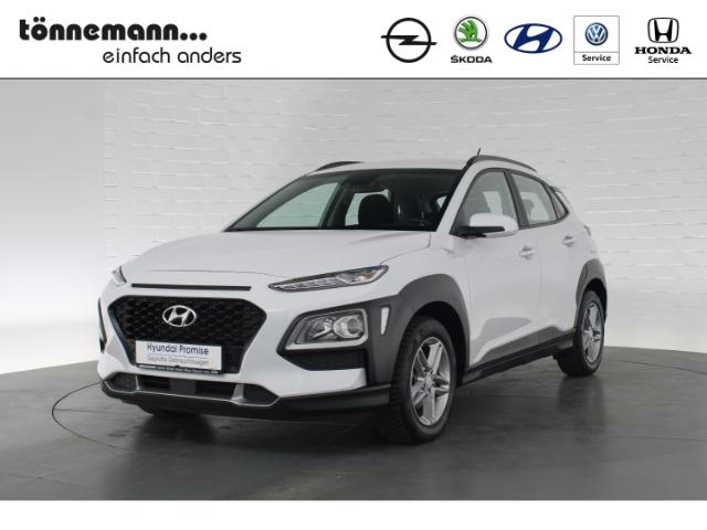 Hyundai Kona CRDi TREND+AUFMERKSAMKEITSASS.+FRONTKOLLISIONSW.+DAB+RÜCKFAHRKAMERA, Jahr 2019, Diesel