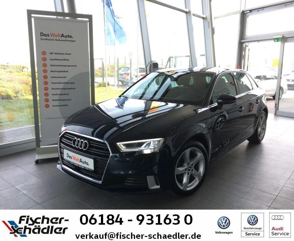 Audi A3 Sportback Sport 2.0TDI*Automatik*LED*Navi*17', Jahr 2017, Diesel