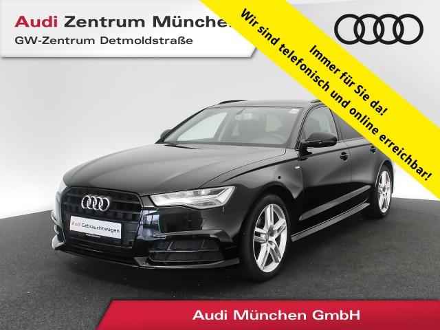 "Audi A6 Avant 1.8 TFSI S line Standhz. LED Navi R-Kamera 19"" S tronic, Jahr 2017, petrol"