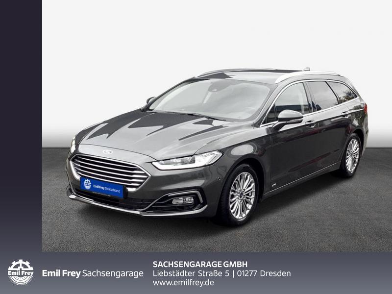Ford Mondeo Turnier Titanium, 2.0 EB Allrad Aut. AHZV, Jahr 2020, Diesel