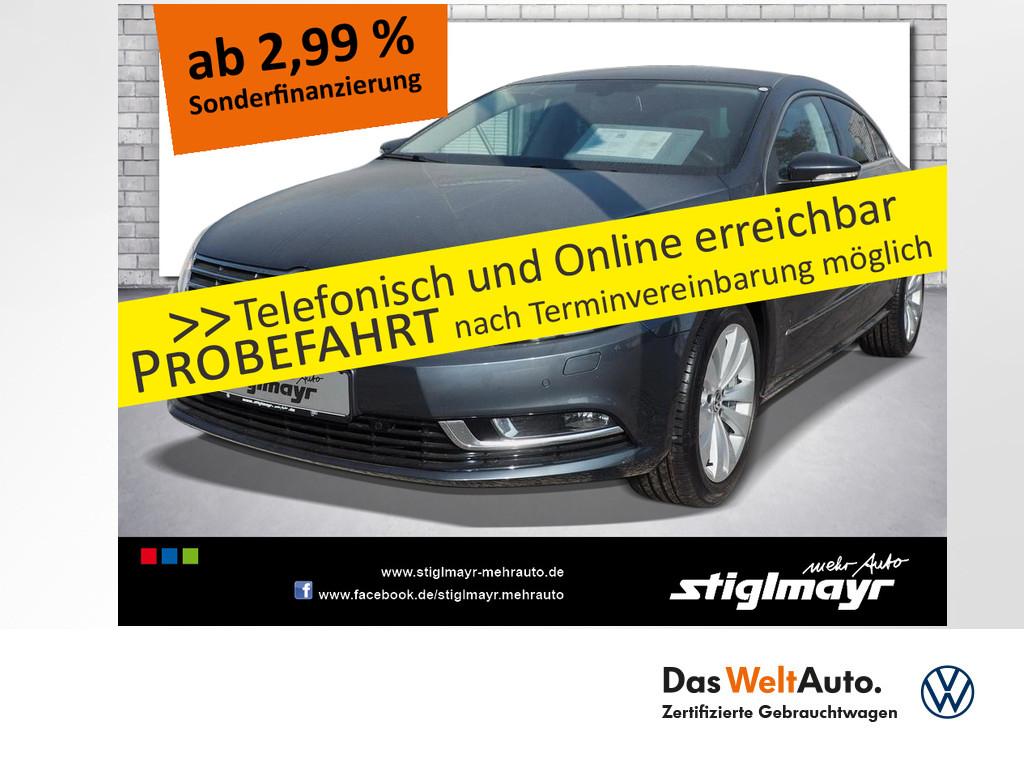 Volkswagen CC Sport 1.4 TSI BI-XENON+NAVI+PDC+Alu-17`, Jahr 2014, Benzin