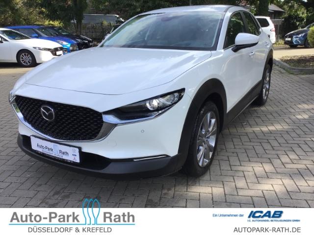 Mazda CX-30 2.0l Selction 18Zoll i-ACT Paket NAVI, Jahr 2020, Benzin