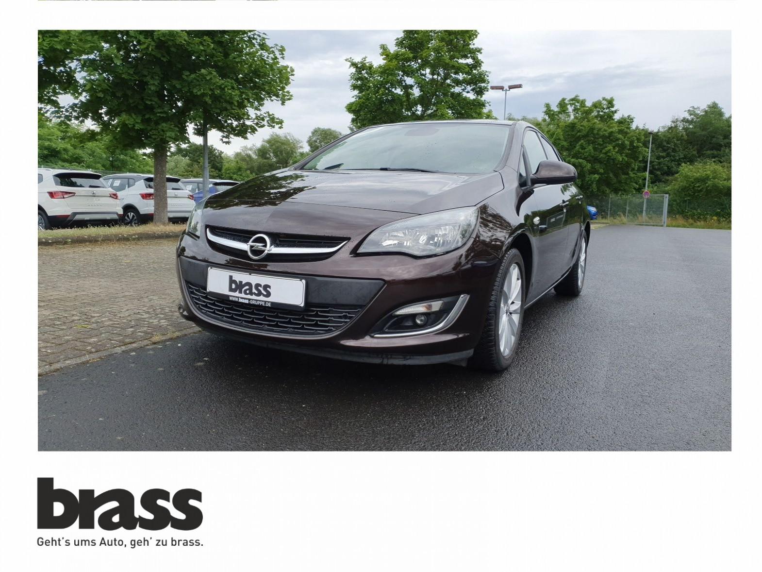 Opel Astra J 1.4 Active, Jahr 2013, Benzin