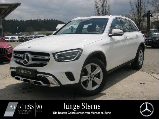 Mercedes-Benz GLC 200 d 4M Navi LED AHK Kamera MBUX 18'', Jahr 2020, Diesel