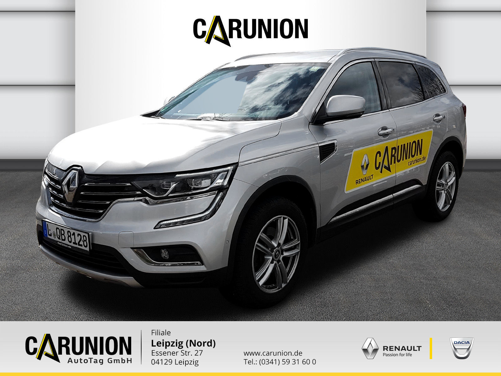 Renault Koleos Intens ENERGY dCi 175 *4WD*ALLRAD*, Jahr 2018, Diesel