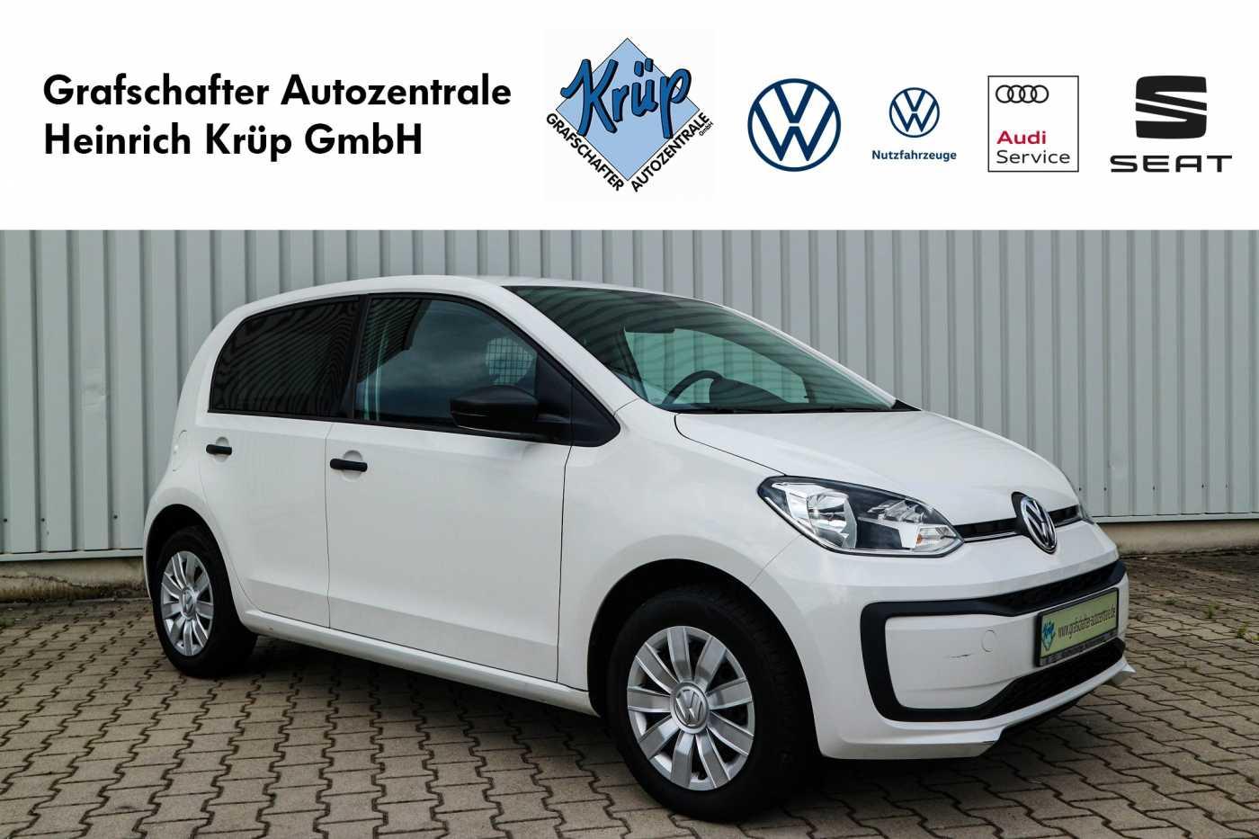 Volkswagen up! load up! *Klima*, Jahr 2016, Benzin