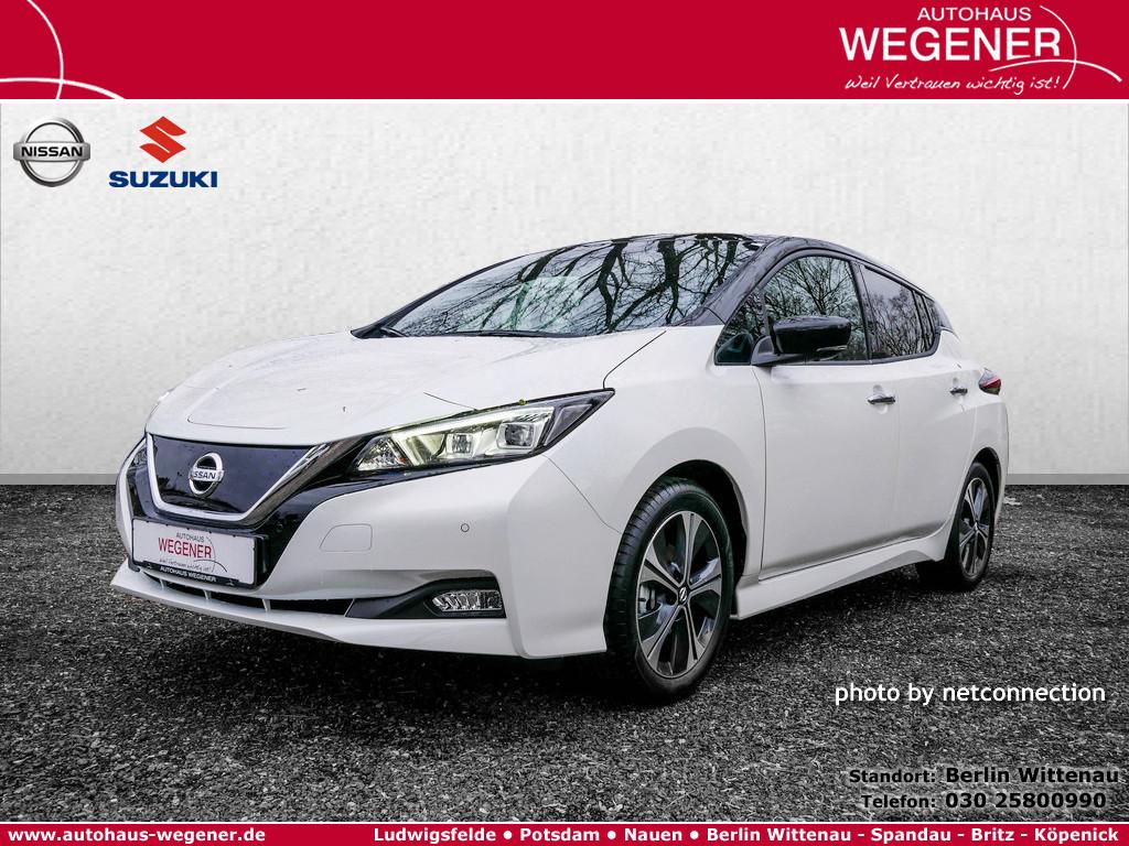 Nissan Leaf N-Connecta, Jahr 2020, Elektro