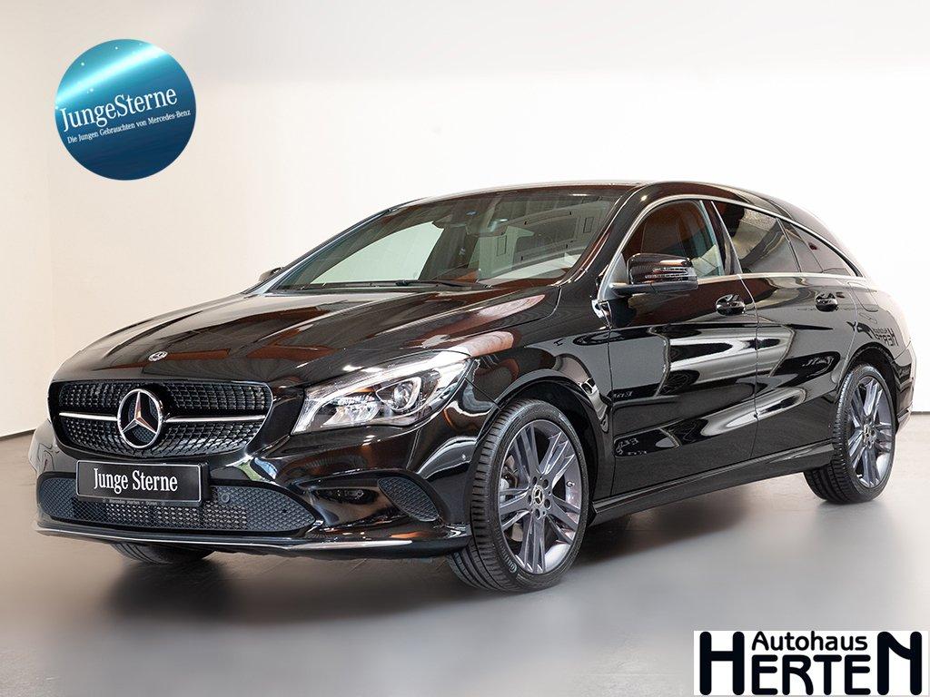 Mercedes-Benz CLA 180 Shooting Brake,Urban,AHK,Automatik, Jahr 2018, Benzin