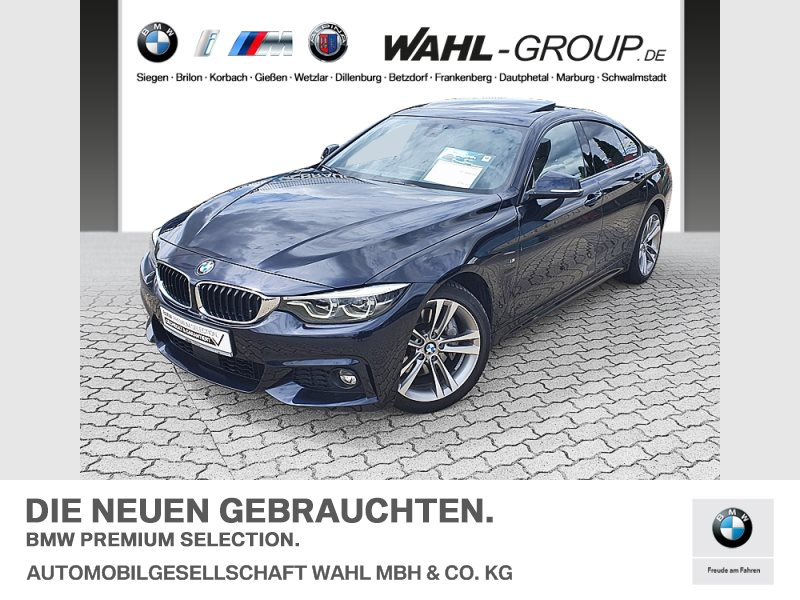 BMW 440i Gran Coupé M-Sport | Head-Up Navi LED, Jahr 2017, Benzin