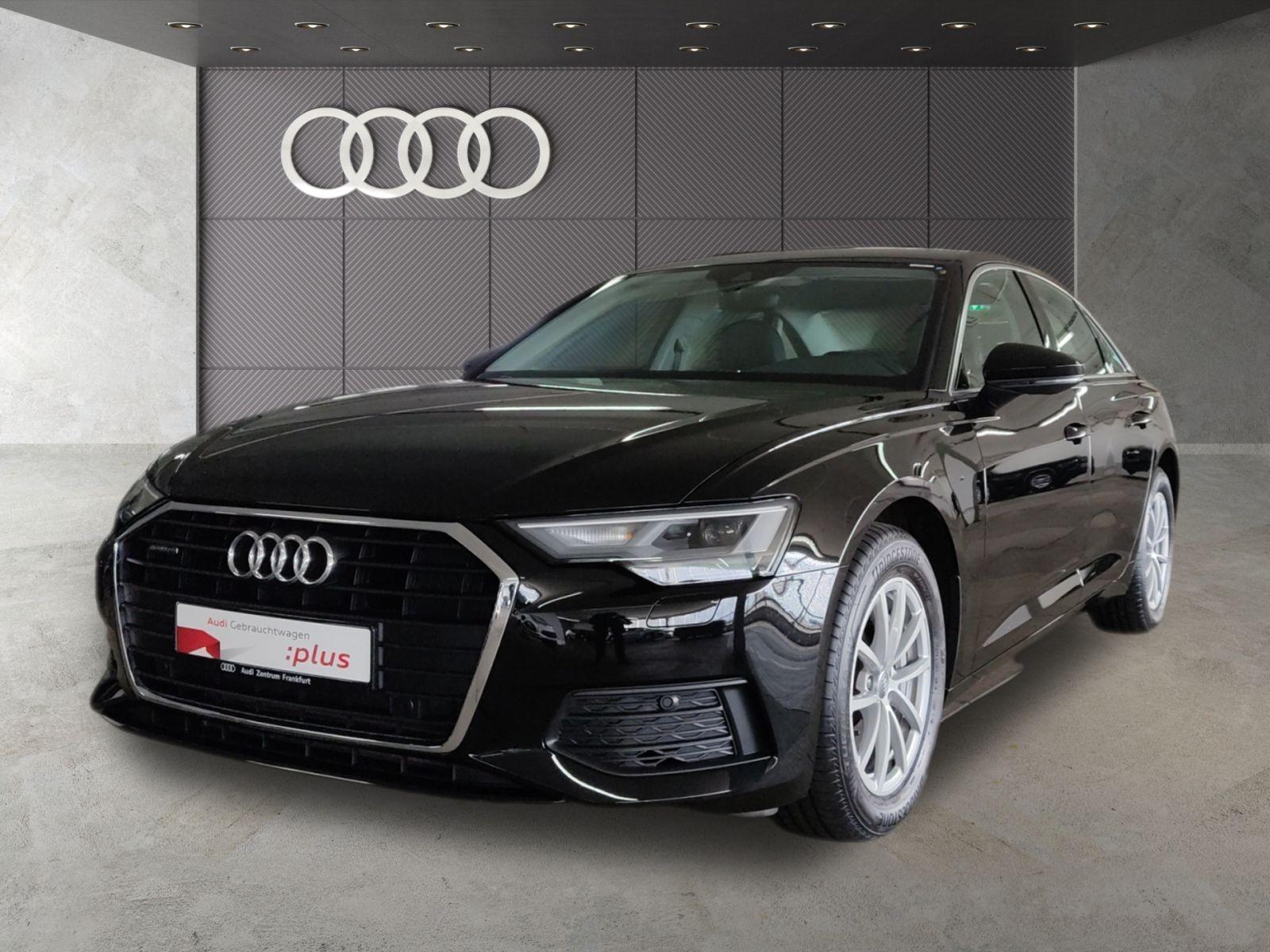 Audi A6 45 TDI quattro tiptronic LED Navi Tempomat, Jahr 2019, Diesel