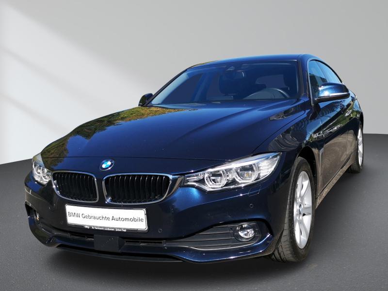 BMW 420d xDrive Gran Coupe Luxury Line Navi Prof. Stop&Go Head-Up Komfort Alarm Speed Limit, Jahr 2017, Diesel