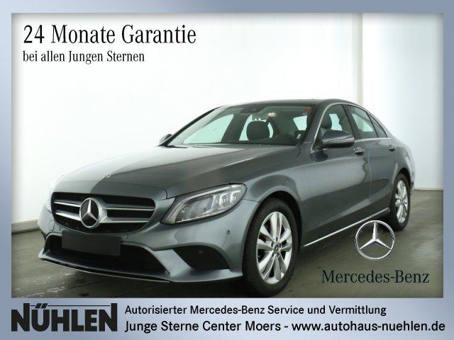 Mercedes-Benz C 180 AVANTGARDE+Schiebedach+DAB+LED SHD/Styling, Jahr 2019, Benzin