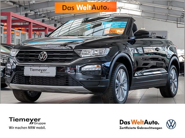 Volkswagen T-Roc Cabrio 1.0 TSI Style AHK ACC AppConnect, Jahr 2020, Benzin