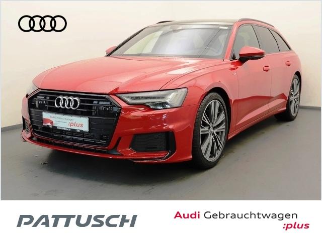 Audi A6 Avant 3.0 TDI Q HD-Matrix AHZV S-Line DAB, Jahr 2020, Diesel