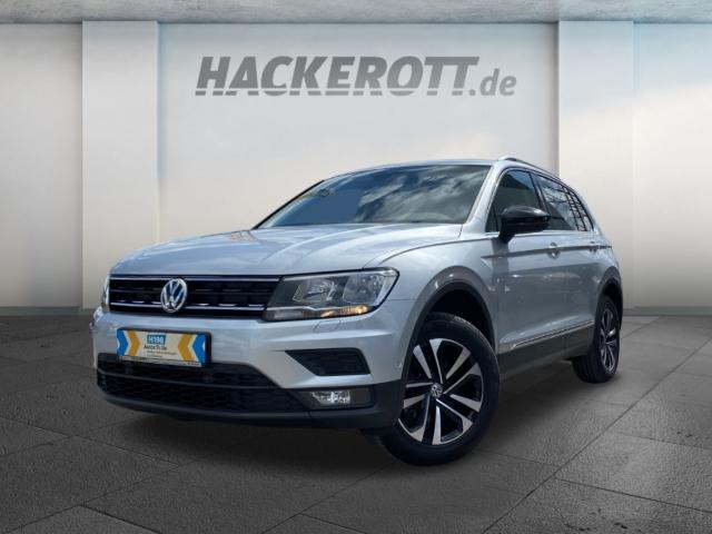 Volkswagen Tiguan IQ.DRIVE Start-Stopp 1.5 TSI BMT Navi Kurvenlicht ACC Parklenkass. Rückfahrkam., Jahr 2019, Benzin