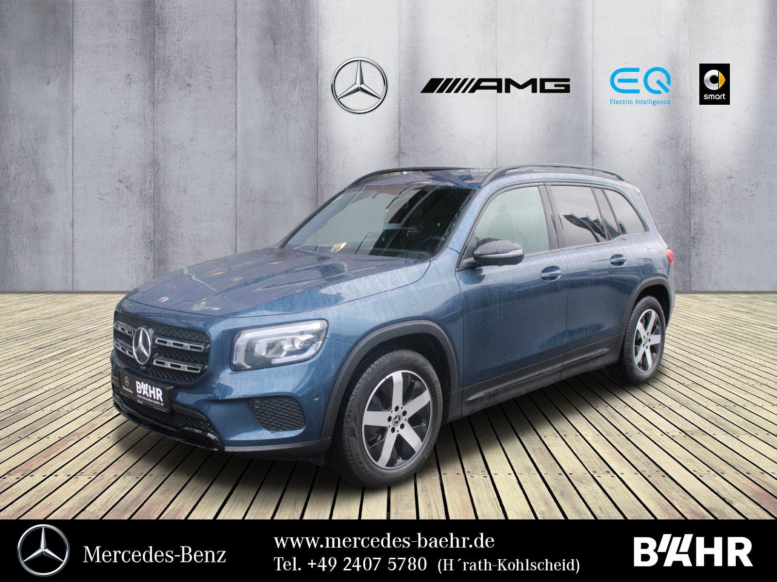 Mercedes-Benz GLB 200 Progressive/Navi/Autom./Klima/LED, Jahr 2020, Benzin