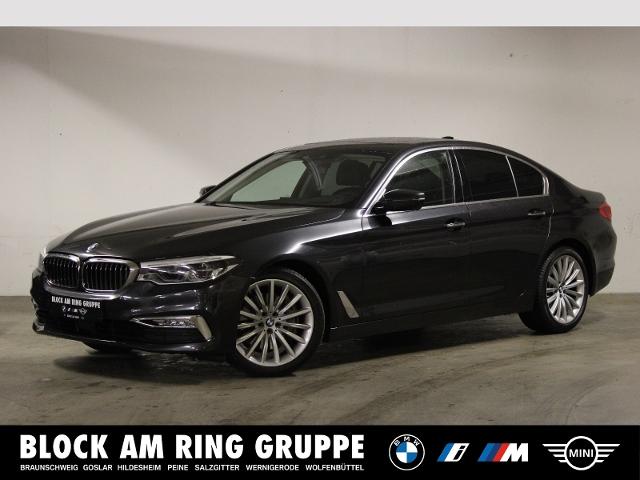 BMW 540i Limousine Luxury Line GSD HUD HiFi PDC DA+, Jahr 2017, Benzin