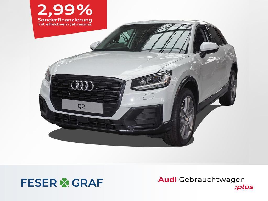 Audi Q2 sport 35 TFSI S tronic Alu-18` Navi LED, Jahr 2020, Benzin