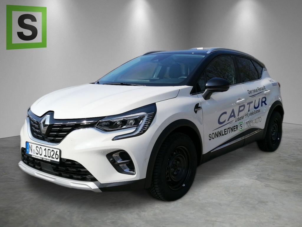 Renault Captur Intens Blue dCi 115 EDC-Autom.-Alu17 3501, Jahr 2020, Diesel