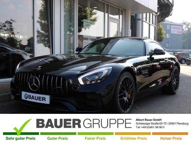 Mercedes-Benz AMG GT S Coupe COMAND Online Keramikbremse Carbon, Jahr 2018, Benzin