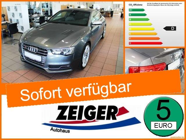 Audi S5 Coupé 3.0 TFSI quattro XENON B&O 20 ZOLL B&O, Jahr 2013, Benzin