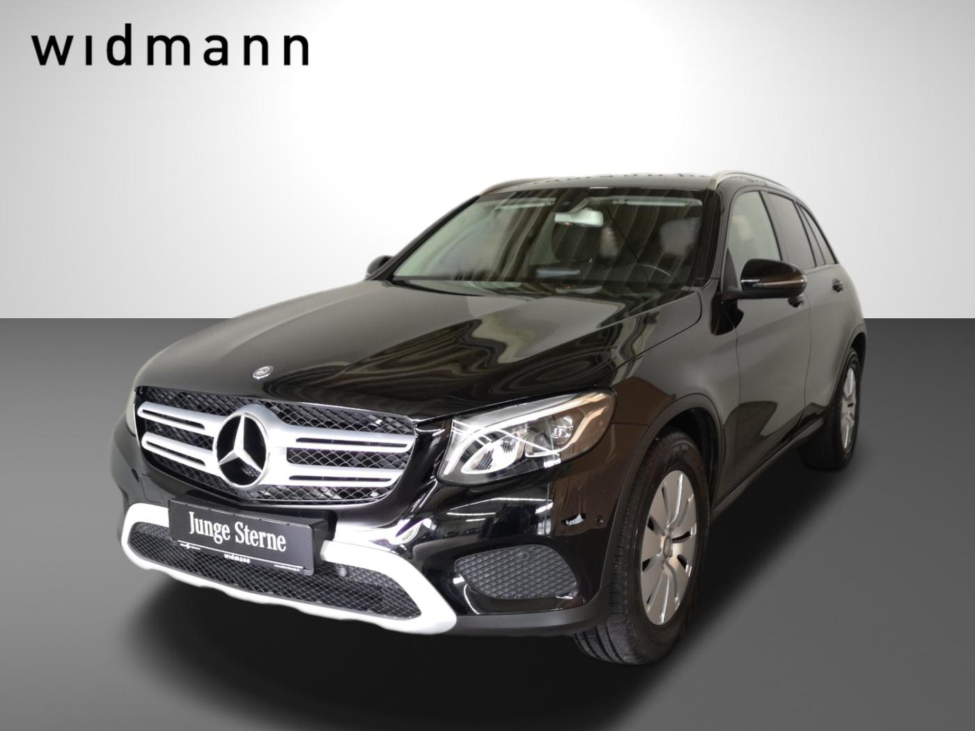 Mercedes-Benz GLC 220 d 4M *9G-Tronic*Park-Paket*Kamera*LED*, Jahr 2016, Diesel