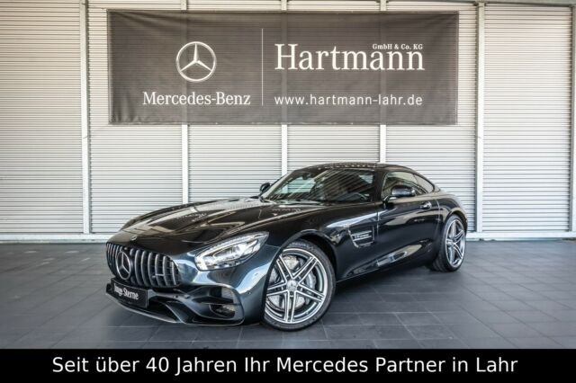 "Mercedes-Benz AMG GT 20"" Panorama KeylGo Distronic Spur Sound, Jahr 2018, petrol"