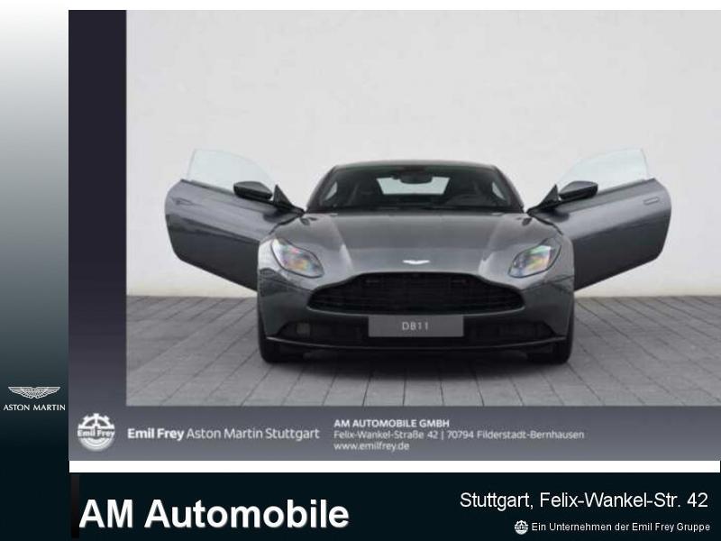 Aston Martin DB11 V8 Coupe UPE 209.073,- / *1.721 inkl. mtl., Jahr 2019, petrol