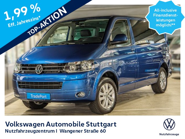 Volkswagen T5 Multivan Comfortline DSG 2,0 TDI, Jahr 2013, Diesel