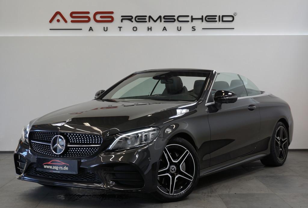 Mercedes-Benz C 200 Cabrio 9G-Tr. AMG Line *Virtual *AirScarf*, Jahr 2018, Benzin