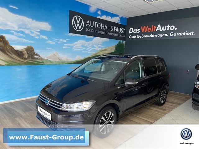 Volkswagen Touran United Comfortline UPE 43000 EUR, Jahr 2020, Diesel
