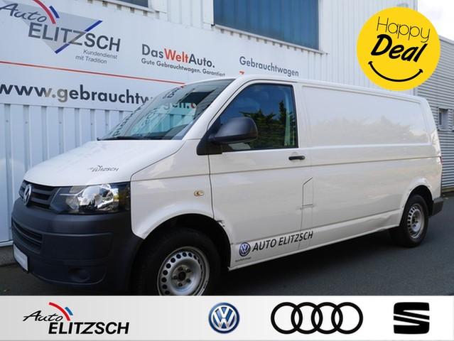 Volkswagen T5 Transporter 2.0 TDI Kasten LR Klima PDC ZV+FB AHZV FH Beif.Doppelsitz, Jahr 2015, Diesel