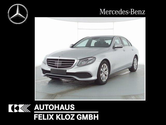 Mercedes-Benz E 220 d Exclusive/COMAND/Multibeam/Keyless-Go, Jahr 2020, Diesel