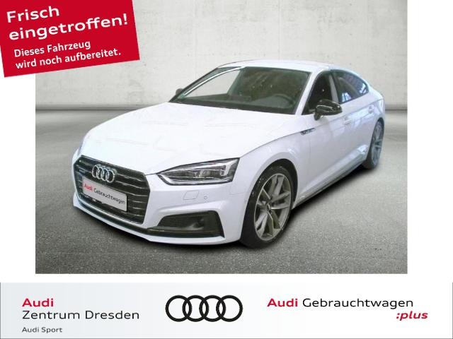Audi A5 Sportback 45TDI quattro S line Matrix L.AHZV, Jahr 2020, Diesel