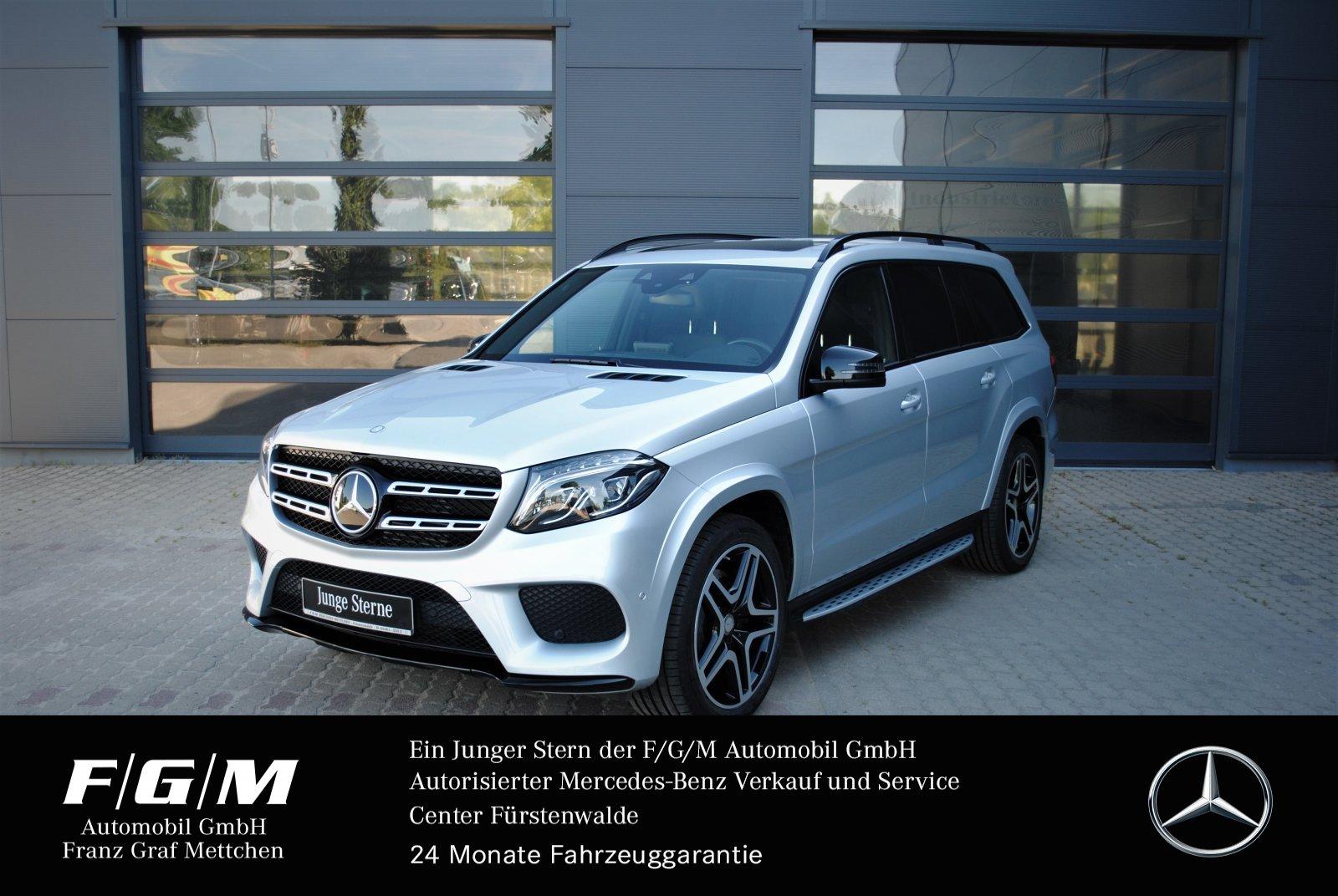 Mercedes-Benz GLS 350 d AMG/Com/ILS/Night/Distr/Mem/SHD/H&K, Jahr 2016, Diesel