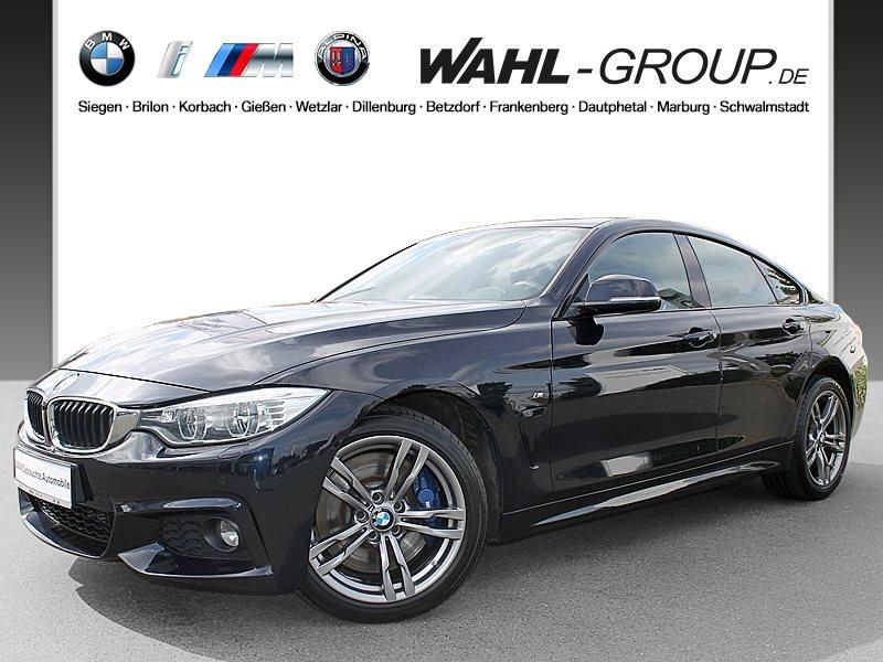 BMW 435d xDrive Gran Coupé M Sportpaket Head-Up LED, Jahr 2016, diesel