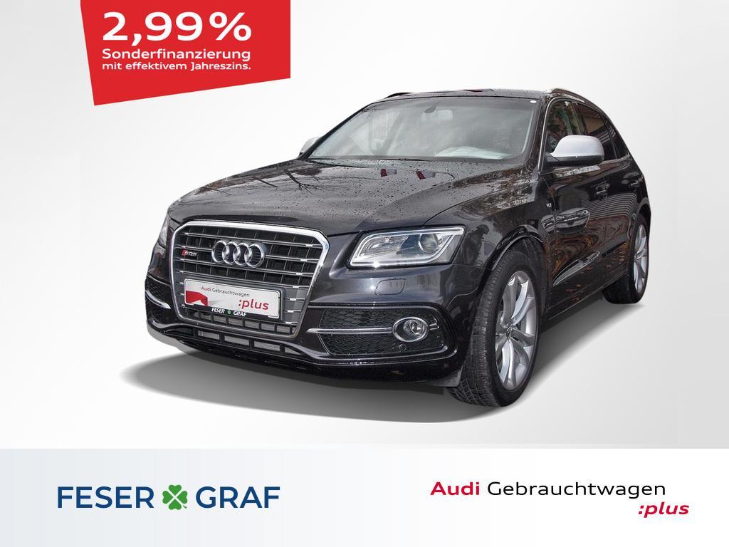 Audi SQ5 3.0 TDI quattro tiptr. AHK/Navi+/Xenon/20`, Jahr 2014, diesel