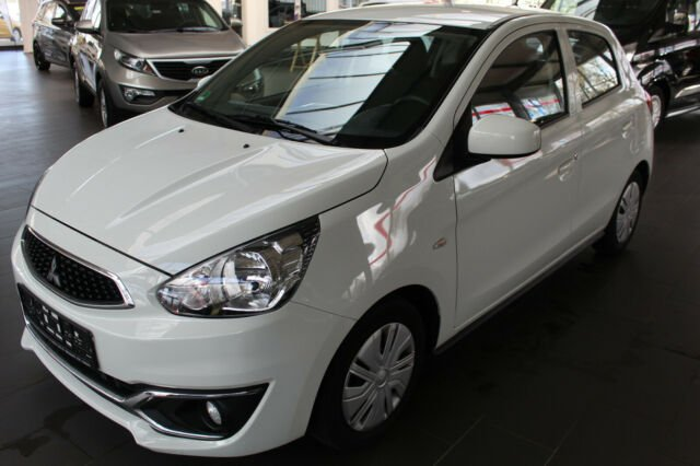 Mitsubishi Space Star Edition 100, Jahr 2018, Benzin