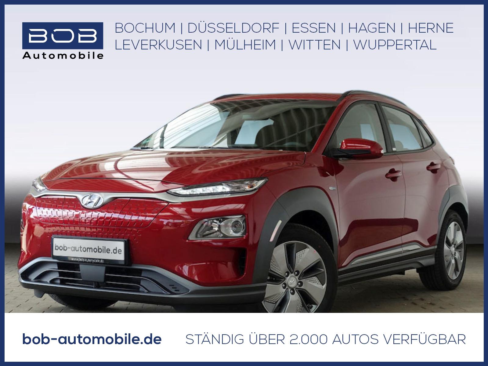 Hyundai Kona Electro Trend Navi Umweltbonus abgerechnet!, Jahr 2020, Elektro