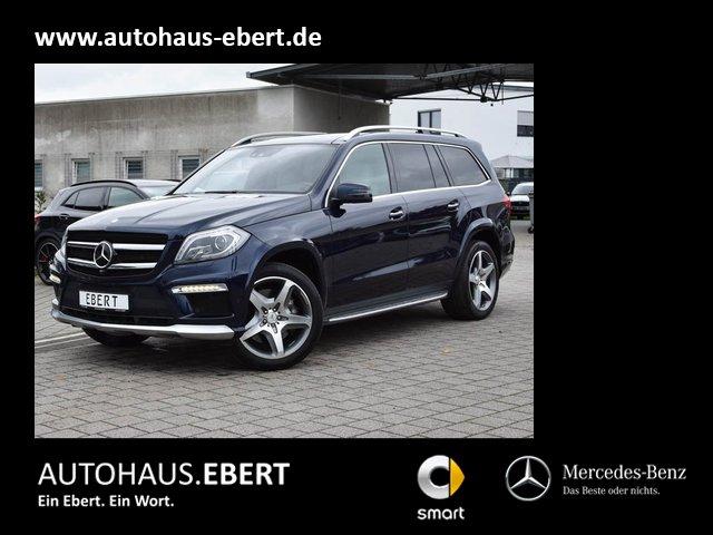 Mercedes-Benz GL 63 AMG 4M DRIVER`S PACK+AIRMATIC+COMAND+AHK, Jahr 2013, Benzin