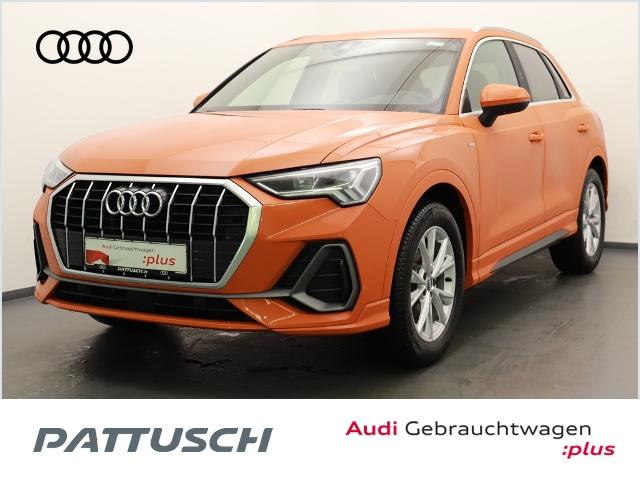 Audi Q3 1.5 TFSI S-Line DAB Navi Plus LED, Jahr 2019, Benzin