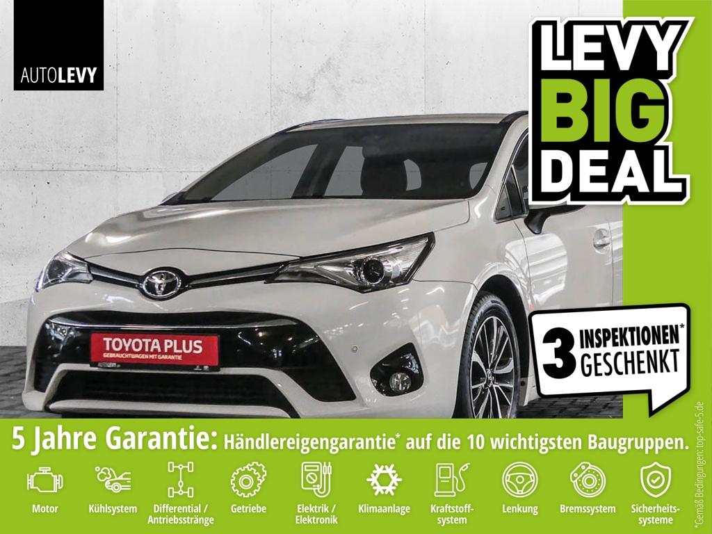 Toyota Avensis Touring Sports 2.0 Edition-S *Navi*Sitzh, Jahr 2017, diesel