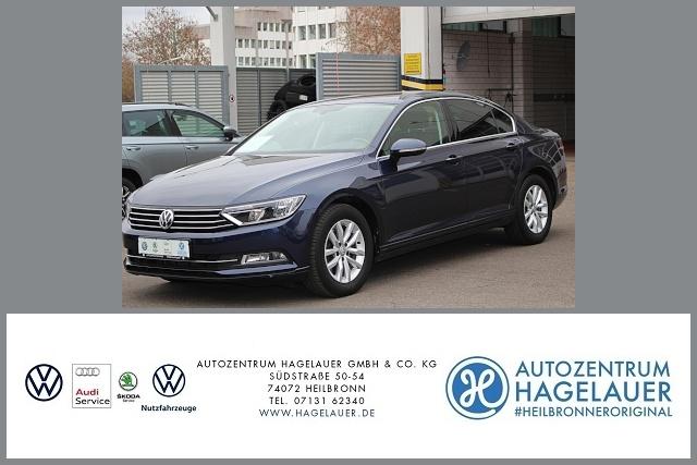 Volkswagen Passat Limousine 1.4 TSI Comfortline SHZ PDC v/h, Jahr 2016, Benzin
