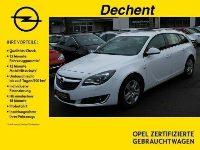 Opel Insignia A Sports Tourer Business Edition Navi., Jahr 2016, Diesel